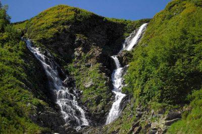 Треккинг к водопадам Ачипсу