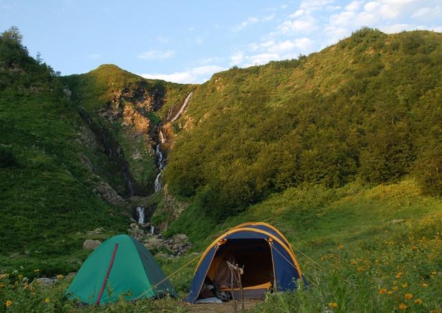 Водопады Ачипсу. Поход с горными гидами на два дня