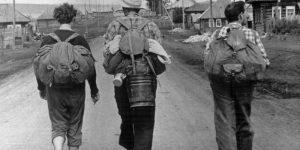 Советское туристическое снаряжение
