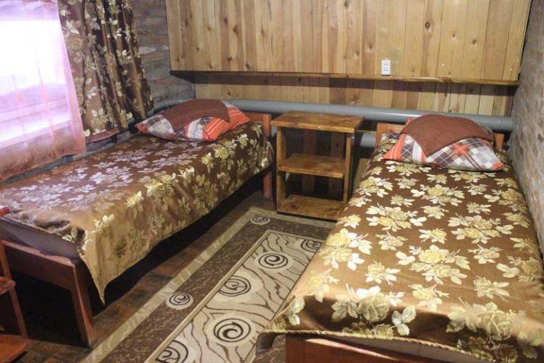 Гостиница в Приисковом